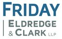 Friday, Eldredge & Clark - logo