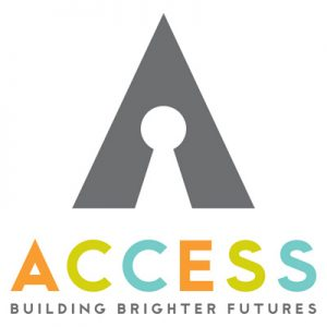 logo of Access Building Brighter Futures