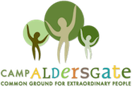 logo of Camp Aldersgate