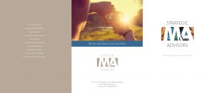 brochure for Strategic M&A Advisors